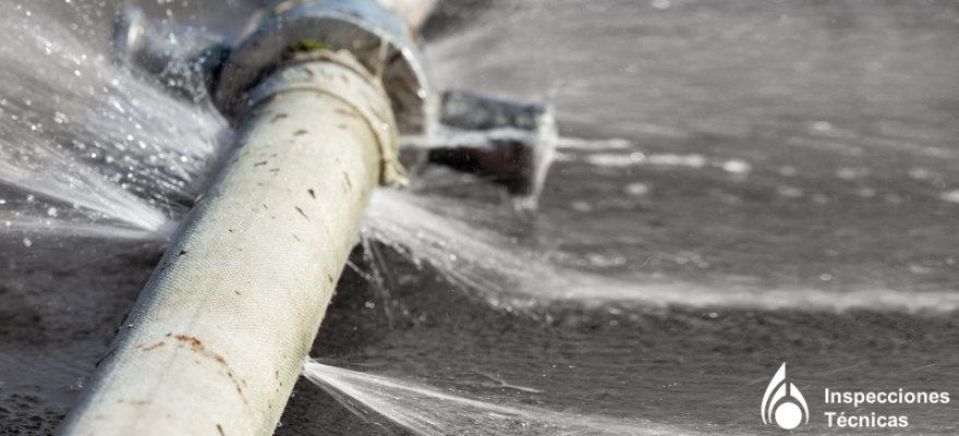 fugas de agua en obras hidraulicas malaga