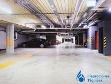 fugas de agua en garajes de malaga